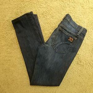 Joe's Jeans Cigarette Fit Camille Wash